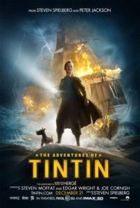 La Aventuras de Tintín: El secreto del Unicornio