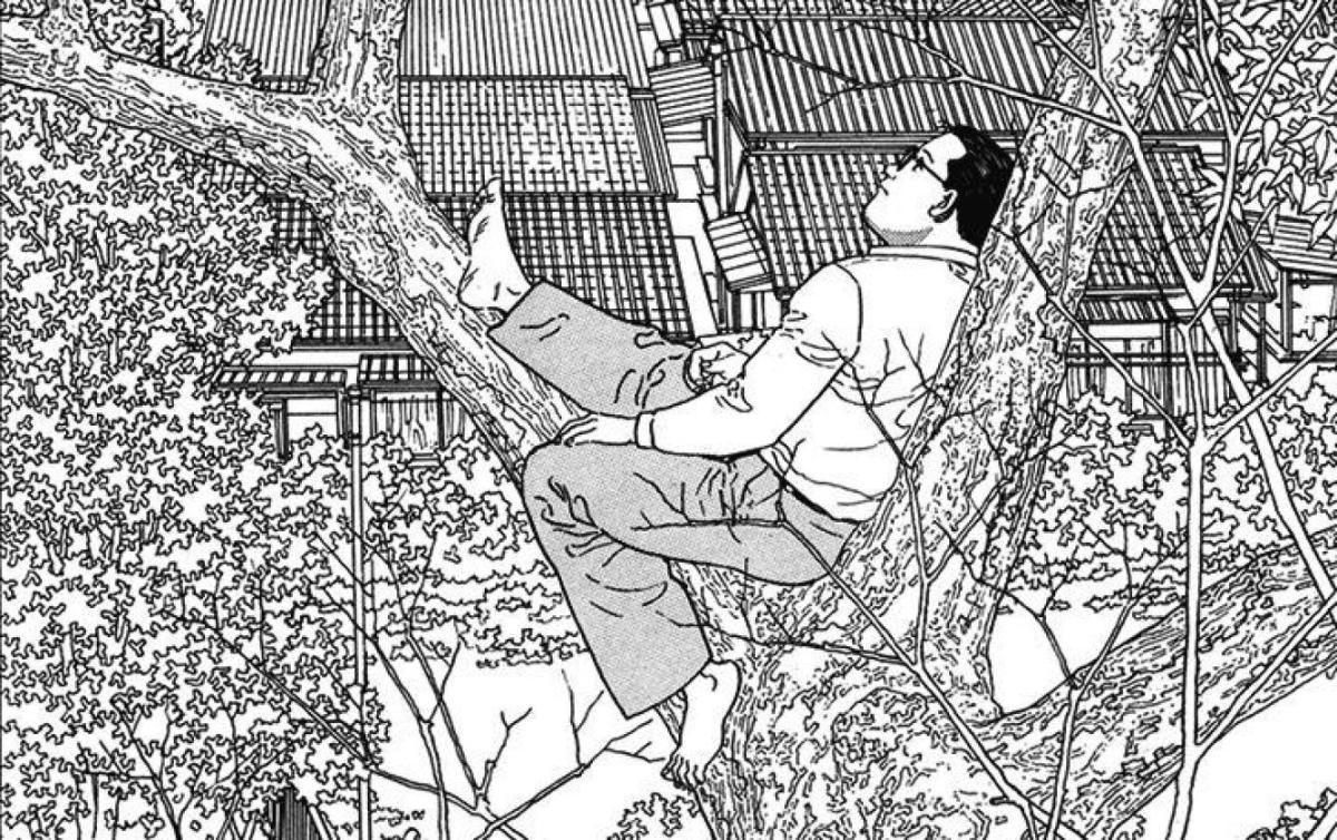 El caminante, de Jiro Taniguchi