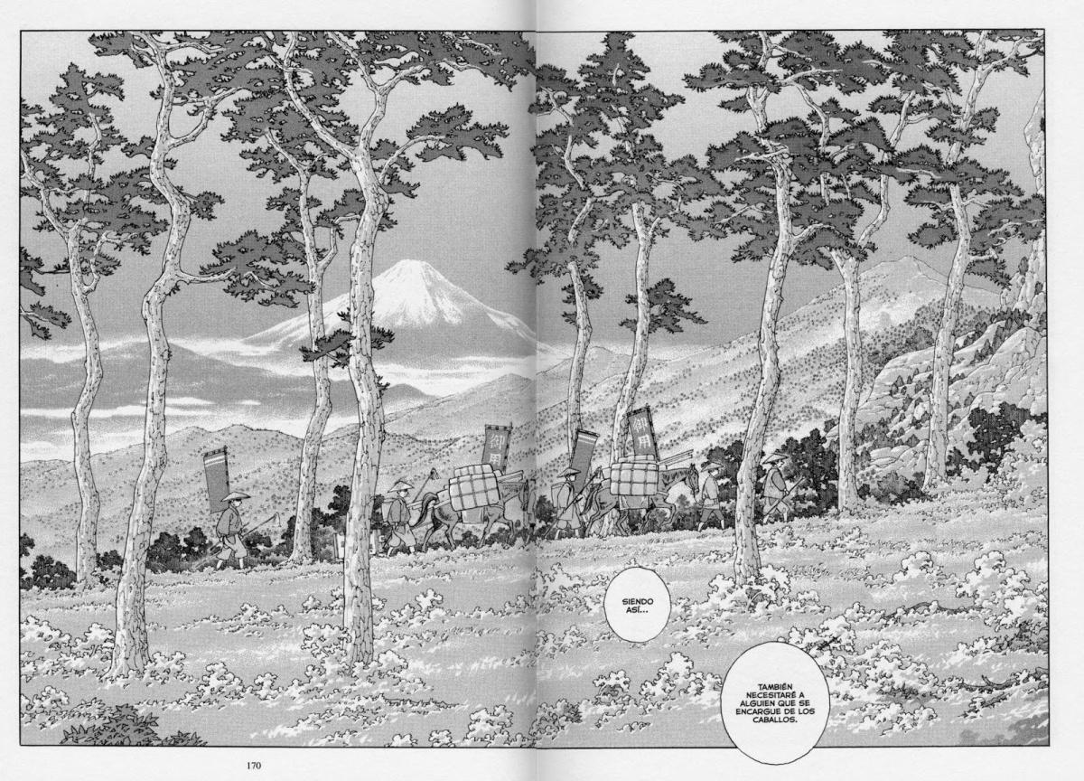 Furari, de Jiro Taniguchi