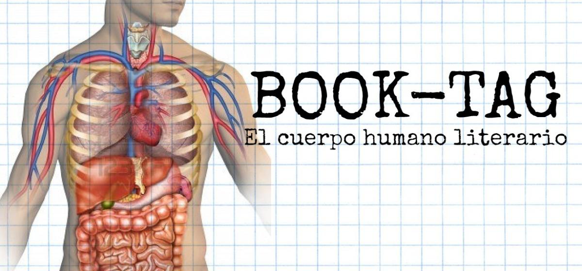 Book Tag el cuerpo humano