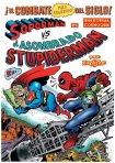 Soporman vs el asombrado Stupiderman