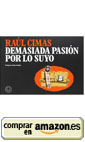 demasiada pasión por lo suyo_banner_libro físico
