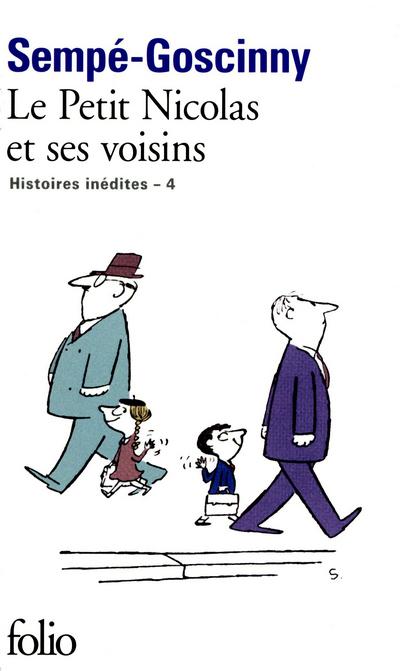 Le Petit Nicolas et ses voisins, de René Goscinny y Jean-Jacques Sempé (1/3)
