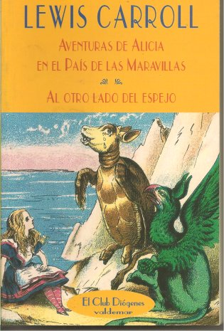 Alicia en el País de las Maravillas, de Lewis Carroll