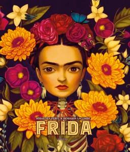 Frida, de Sébastien Perez y Benjamin Lacombe