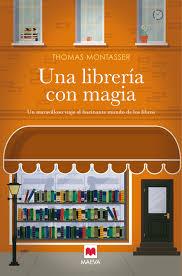 Una librería con magia, de Thomas Montasser