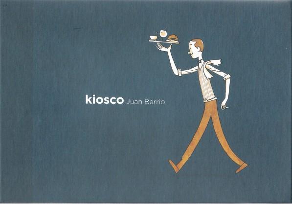 Kiosco, de Juan Berrio