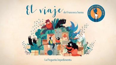 El viaje, de Francesca Sanna