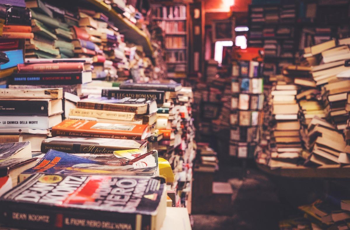 Top Ten Cosas que hacen que yo acabe leyendo un libro